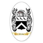 Wylde Sticker (Oval 50 pk)