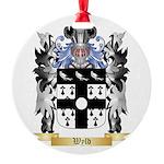 Wyld Round Ornament