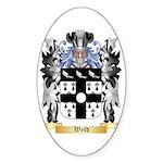 Wyld Sticker (Oval)