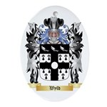 Wyld Oval Ornament