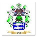 Wulff Square Car Magnet 3