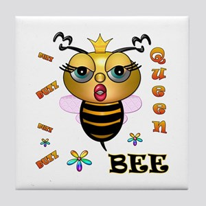 QUEEN BEE, Tile Coaster