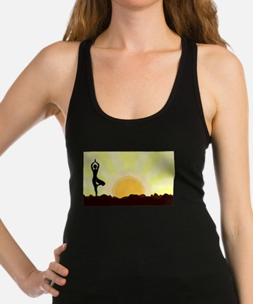 Tree Asana Racerback Tank Top
