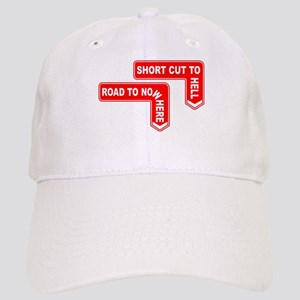 A Pair of Warning Signs Cap