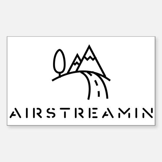 Airstreamin Decal