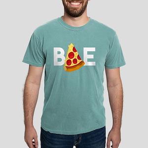 Emoji Pizza Bae Mens Comfort Colors Shirt