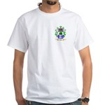 Wulf White T-Shirt