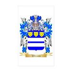 Wrixon Sticker (Rectangle 50 pk)