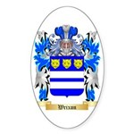 Wrixon Sticker (Oval 10 pk)