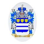 Wrixon Oval Ornament