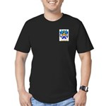 Wrigley Men's Fitted T-Shirt (dark)