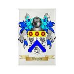Wrigley Rectangle Magnet