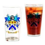 Wrigley Drinking Glass