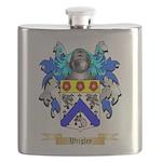 Wrigley Flask