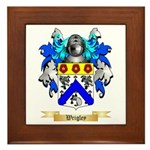Wrigley Framed Tile