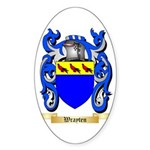 Wrayten Sticker (Oval 10 pk)