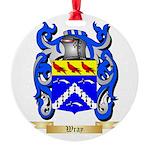 Wray Round Ornament