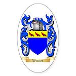 Wratten Sticker (Oval 10 pk)