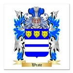 Wrate Square Car Magnet 3
