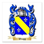Wragg Square Car Magnet 3