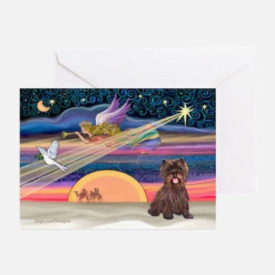 XmasStar/Cairn (brd) Greeting Cards (Pk of 10)