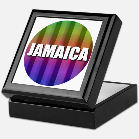 Unique Carribbean Keepsake Box