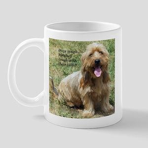 dogs laugh Mug