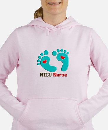 Unique Neonatal Women's Hooded Sweatshirt