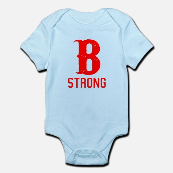 B Strong - Boston Strong Body Suit