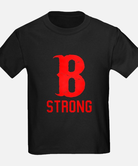 B Strong - Boston Strong T-Shirt