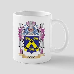 Como Coat of Arms (Family Crest) Mugs