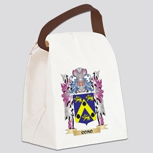 Como Coat of Arms (Family Crest) Canvas Lunch Bag