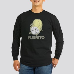 Purrito Long Sleeve T-Shirt