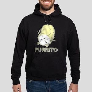 Purrito Hoodie (dark)
