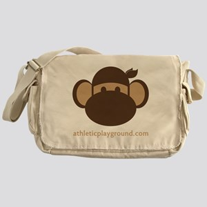 Monkey Ninja Messenger Bag