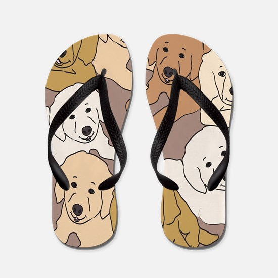 Cute Kids birthdays Flip Flops