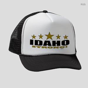 Idaho Strong! Kids Trucker hat