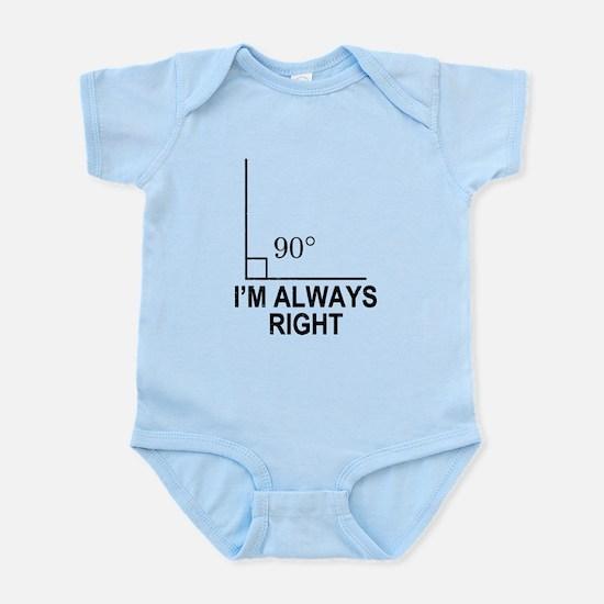 Im Always Right Body Suit