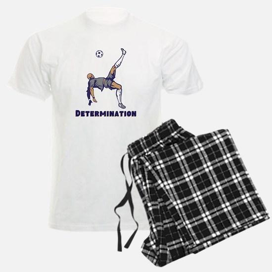 Determination (Soccer) Pajamas