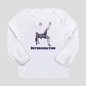 Determination (Soccer) Long Sleeve T-Shirt