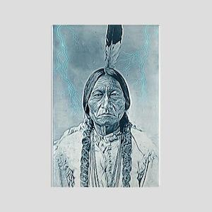Sitting Bull Magnets