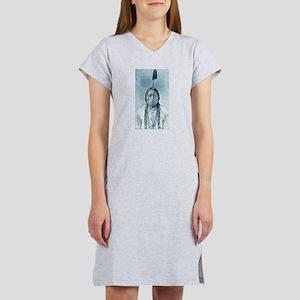 Sitting Bull Women's Nightshirt