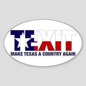 Texit Sticker