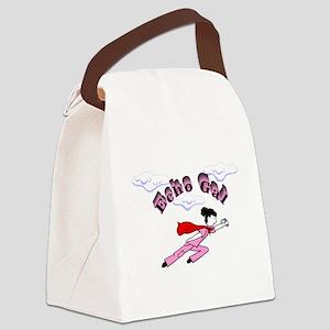 Echo Gal Canvas Lunch Bag