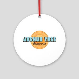 Joshua Tree Round Ornament