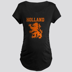 Holland Lion Maternity T-Shirt