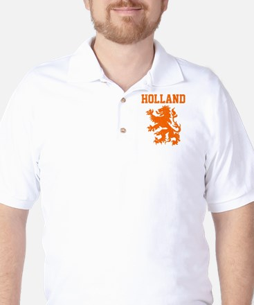 Holland Lion Golf Shirt