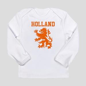 Holland Lion Long Sleeve T-Shirt