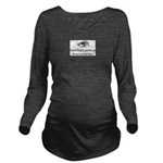 NewWebCamNow Long Sleeve Maternity T-Shirt