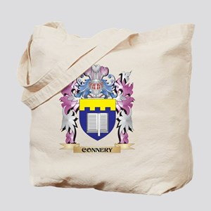 Connery Coat of Arms (Family Crest) Tote Bag